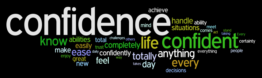 confidence wordle