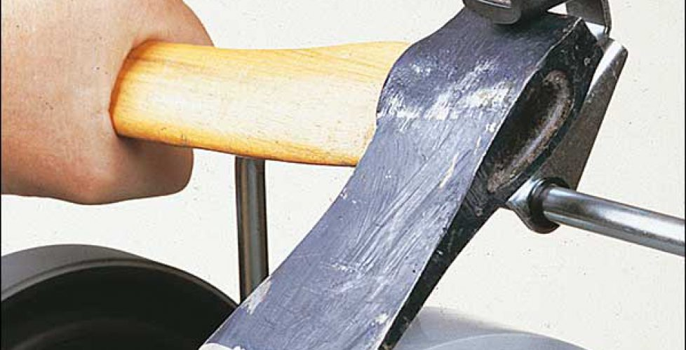 ax-grinding-jig