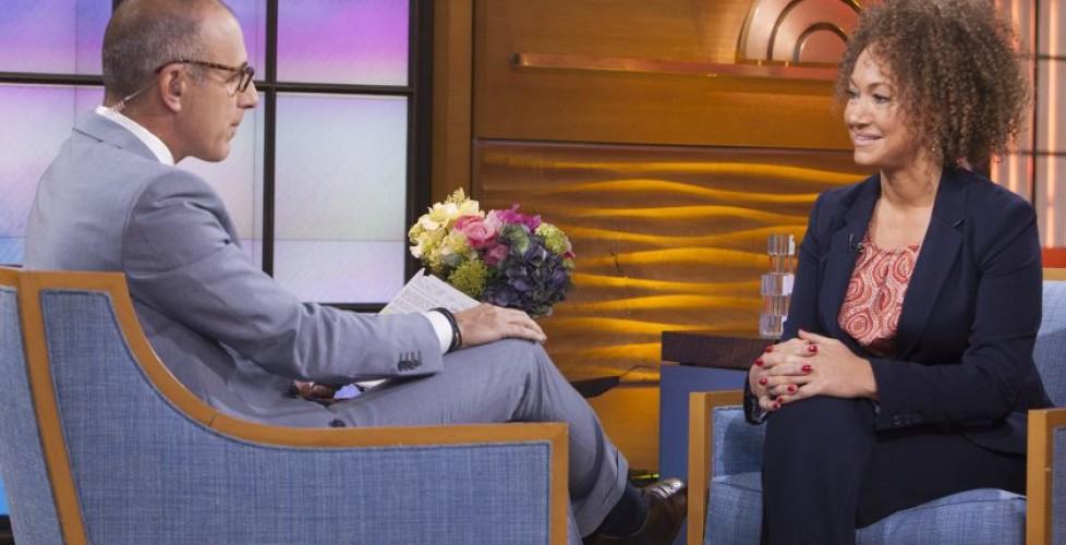 Matt Lauer interviews former NAACP leader Rachel Dolezal about allegations she lied about her race.